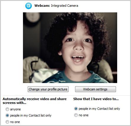 Как сделать свое фото со скайпа