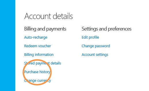 how to change my skype subscription
