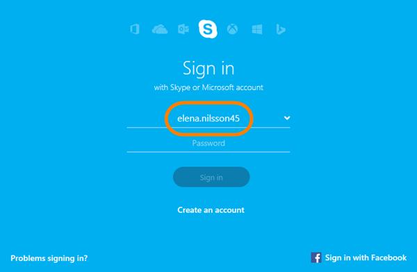 Skype Er