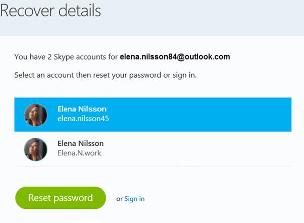 Просмотр текущего пароля - Skype и VoIP в России