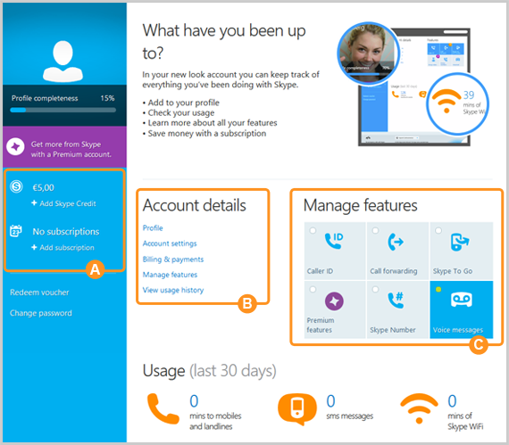how to delete my skype account