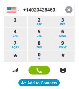 Como fazer chamadas para celulares e telefones fixos no - Como ligar para o santander do exterior ...