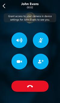 pourquoi la video ne fonctionne pas sur skype