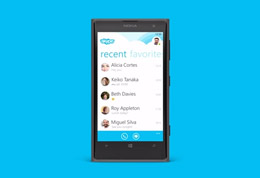 Find your friends on Skype